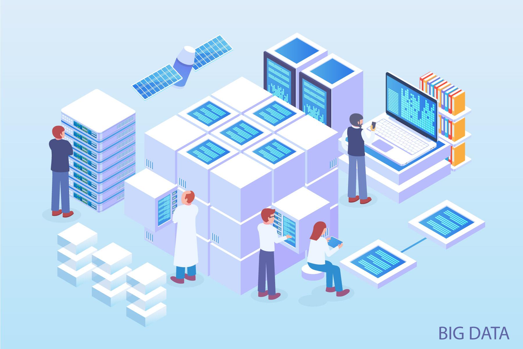 Qué puede hacer por tí el Big Data