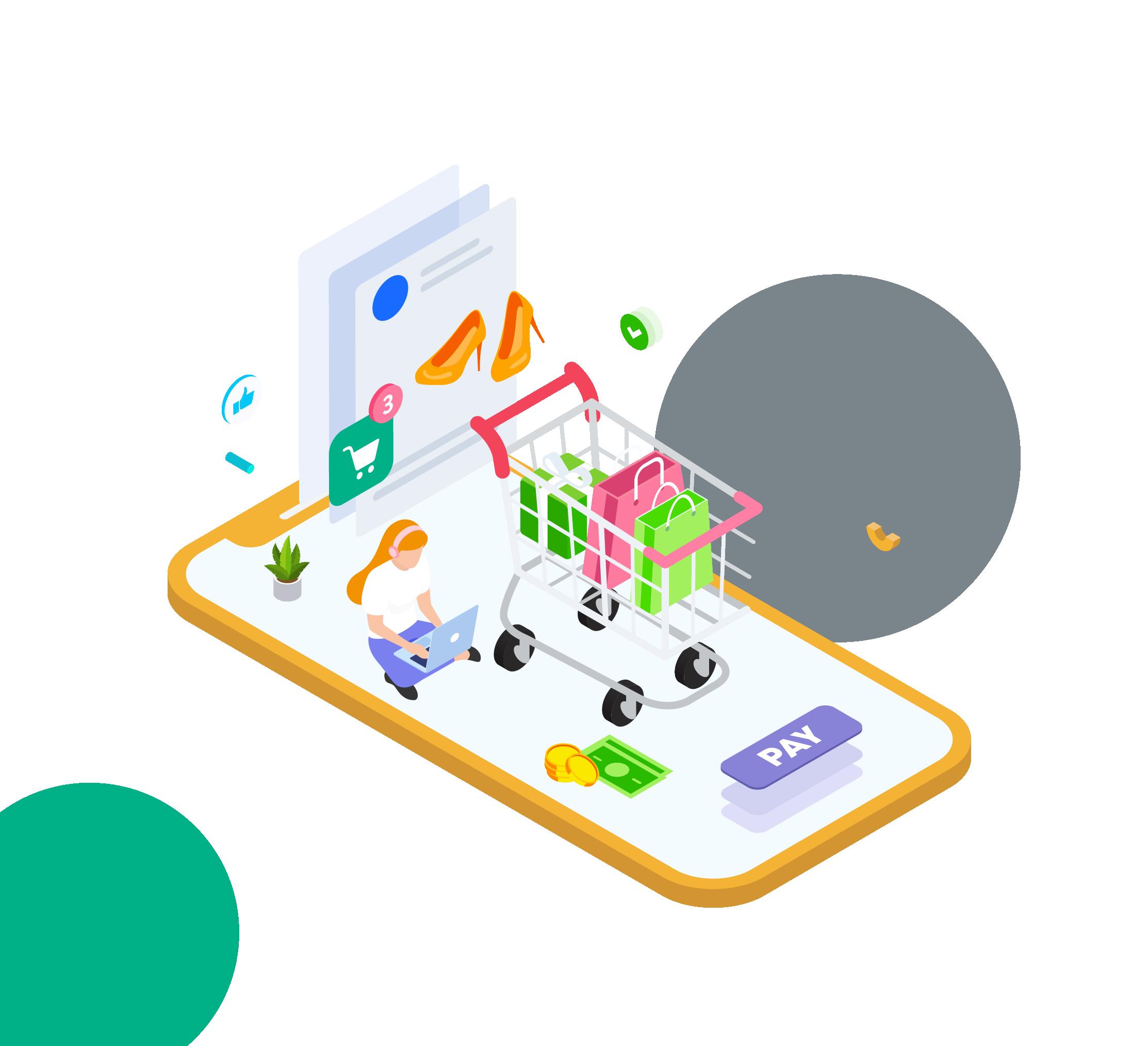 Diseño web y ventas