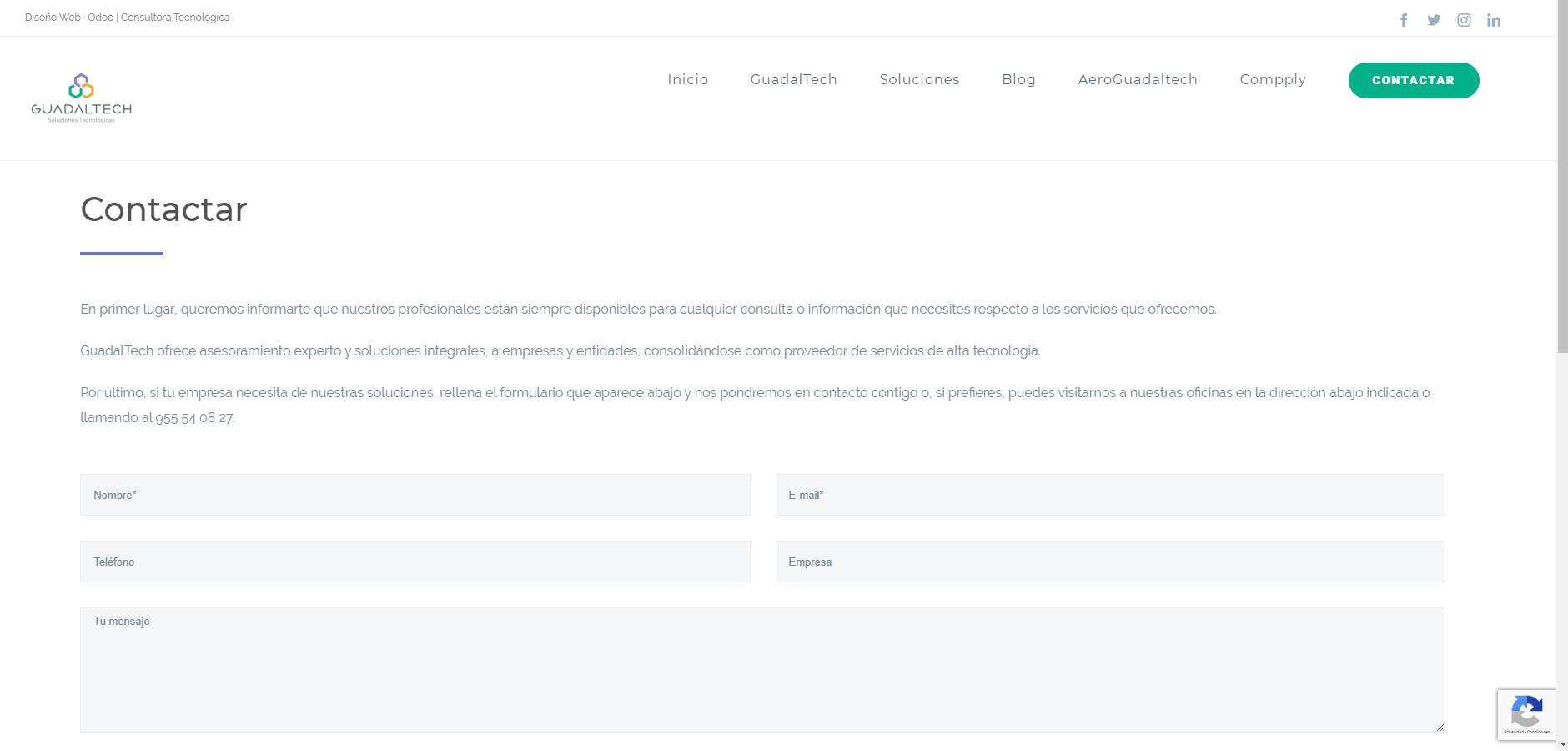 El diseño web orientado a las ventas